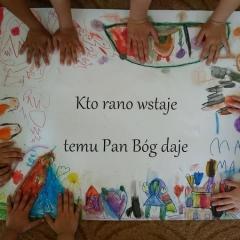 Warsztaty rękodzielnicze dla szkół i przedszkoli - Warsztaty z wyszywania makatki łańcuszkiem