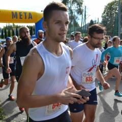 Trzecia edycja imprezy biegowej - Biegi Pogórza - Bieg Legionistów