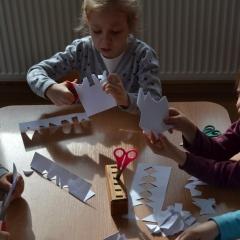 Warsztaty rękodzielnicze dla szkół i przedszkoli - Warsztaty z wyrabiania ozdób techniką wycinanki ludowej