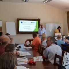 Warsztaty dla rolników ekologicznych